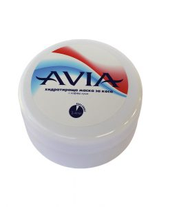 """AVIA"" - Хидратираща маска за коса - 250 мл. - Грижа за косата - Здраве & Вино - zdravevino.bg"