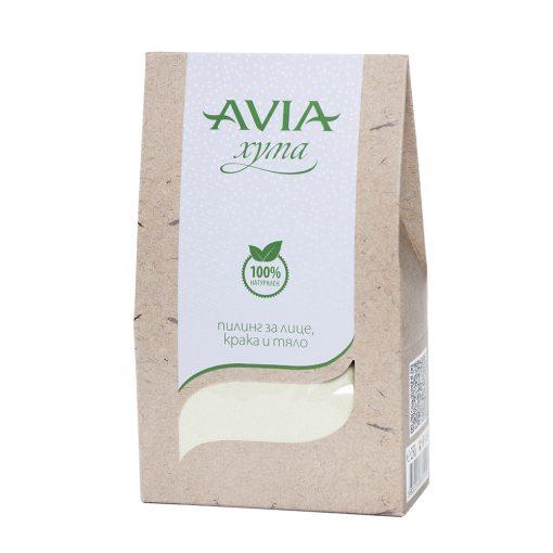 AVIA - Пилинг за лице, крака и тяло - 250гр. - Здраве & Вино - zdravevino.bg