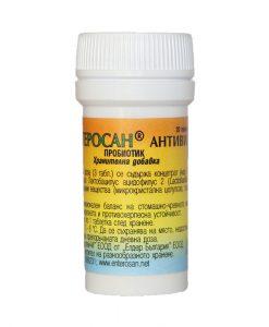 Ентеросан Антивир - Пробиотик - Здраве & Вино