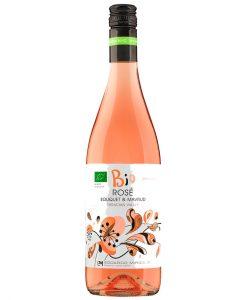 Вино розе - Мавруд & Букет - Био вино - 750 мл. - Здраве & Вино - zdravevino.bg