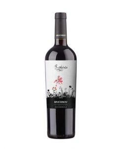 """Червено вино - """"СИМБИОЗА"""" - Здраве & Вино - zdravevino.bg"""