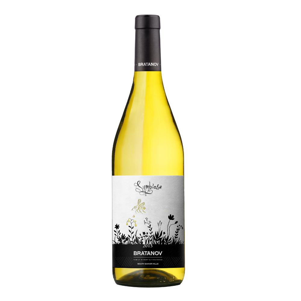 "Бяло вино - ""СИМБИОЗА"" - Здраве & Вино - zdravevino.bg"