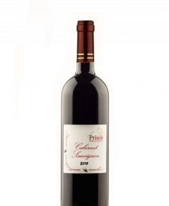 Червено вино Prisoe - Каберне Совиньон 2016 - 750 мл.
