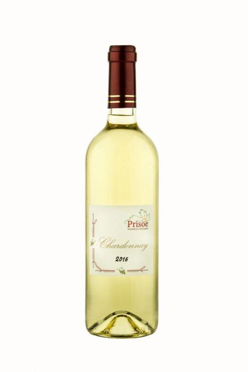 """Шардоне """"Prisoe"""" - 750 мл - Алкохол: 13,5% - Здраве & Вино"""