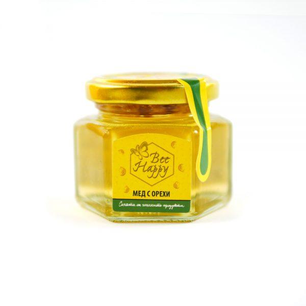 мед с орехи