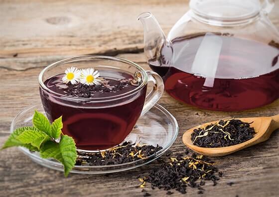 Чай от арония