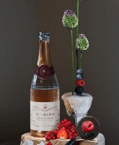 безалкохолно вино Oddbird Chardonnay Pinot Noir