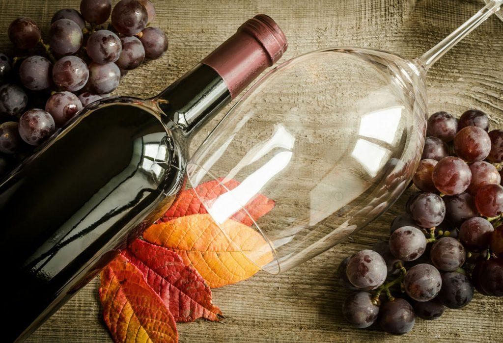 cherveno-vino-butilka