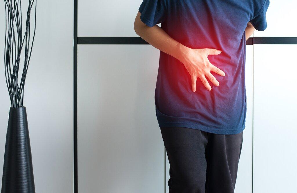 Болки в стомаха