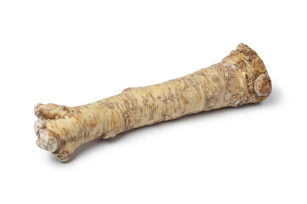 Снимка на корен от Хрян
